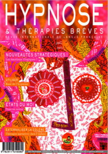 De la Revue Hypnose & Thérapies Brèves en 2013, que nous étudions en Formation & Supervision, en début d'année…
