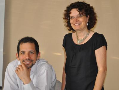 Dr Philippe Aïm et Dr Catherine Wolff