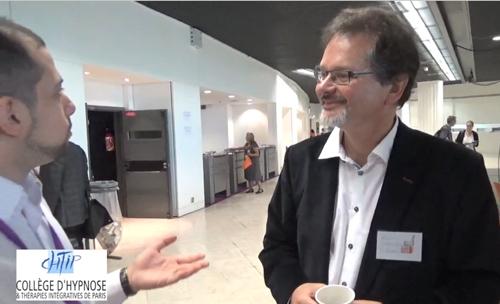 Dr Thierry Servillat au Congrès Mondial d'Hypnose 2015