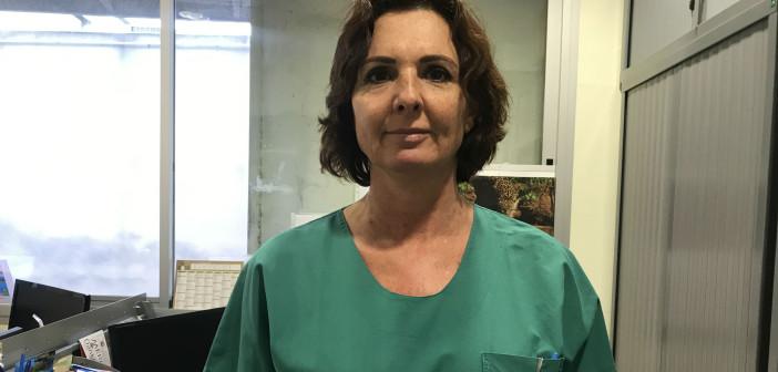 Le Dr Vaini-Cowen, qui a réalisé l'opération.