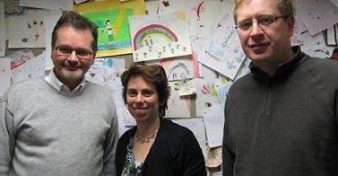 Dr Thierry Servillat, Dr Elise Lelarge, Pierre-Henri Garnier de l'Institut Milton H. Erickson de Rezé (Nantes)