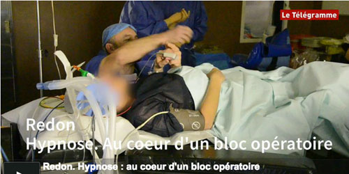 Hypnoscope Mars 2015 - Actualités Thérapeutiques
