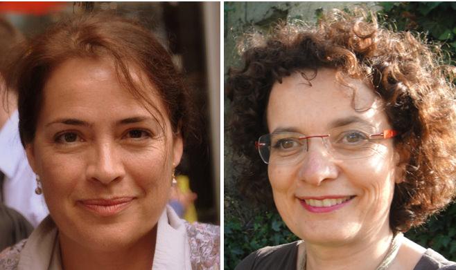 Entrez dans l'alliance. Bernadette Audrain-Servillat et Dr Catherine Wolff
