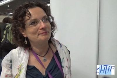 Interview du Dr Catherine Wolff au Congrès Mondial d'Hypnose de Paris 2015