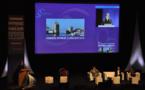 Congrès Hypnose & Douleur, ouverture par le Dr Claude Virot et le Pr Guiseppe De Benedittis