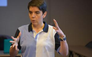 """Master Class Jeanne-Marie JOURDREN """"L'hypnose comme thérapie du mouvement"""" - Décembre 2017"""