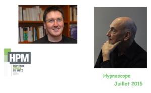 Hypnoscope Juillet 2015 - Actualités Therapeutiques