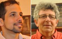 Congrès Mondial d'Hypnose 2015 : Dr Philippe Aïm et Laurent Gross